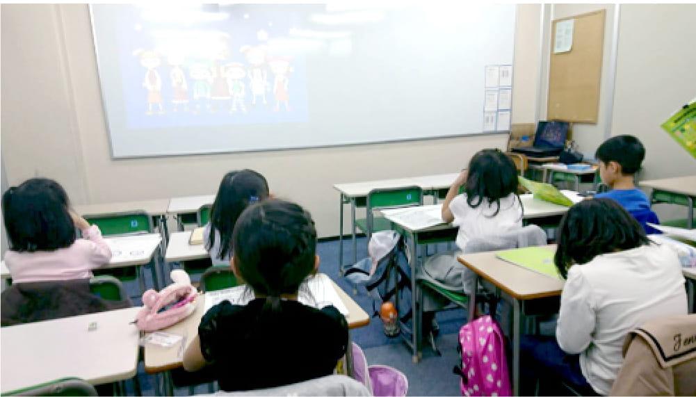 洛西進学教室 桂教室