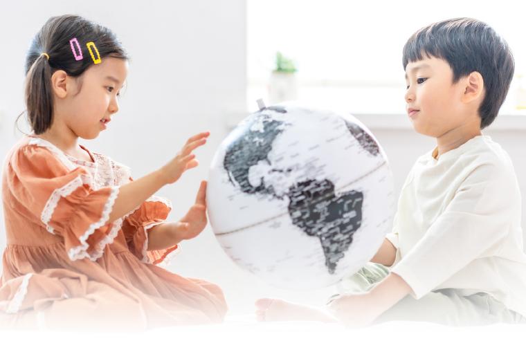 世界に出ても負けない子に育てるための最良の教材をつくり続ける